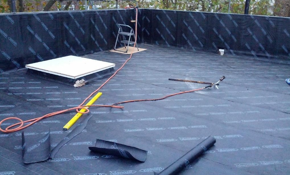 flat roof repair houston